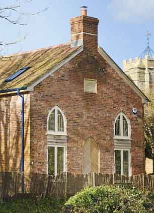 OKEFORD FITZPAINE DORSET: Spring Cottage is a former chapel that has been recently converted into a two-bedroom home. Planning permission granted to create two further bedrooms. Jackson-Stops & Staff (01747 850858, jackson-stops.co.uk) £395,000