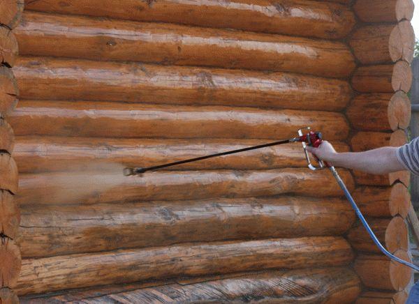 Подготовка стен деревянного дома к отделке сайдингом