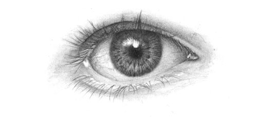 drawing-the-human-eye The Best Drawing Tutorials to Learn How To Draw