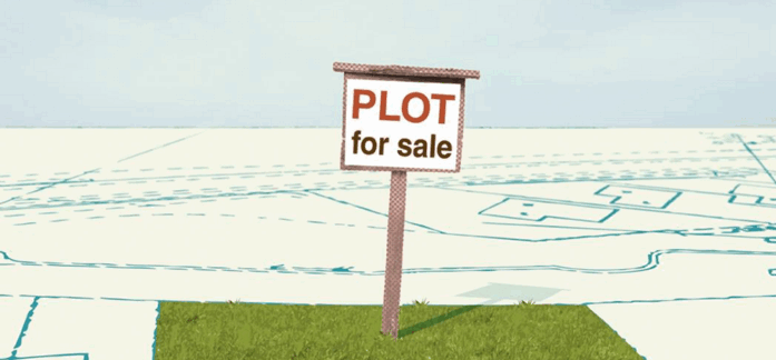buying land or plot
