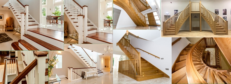 Stair and staircase regulation for the UK.  Check your building regulations for stairs